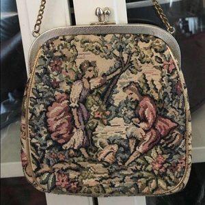 Vintage chain purse